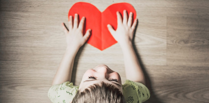 A Valentine to My Toddler