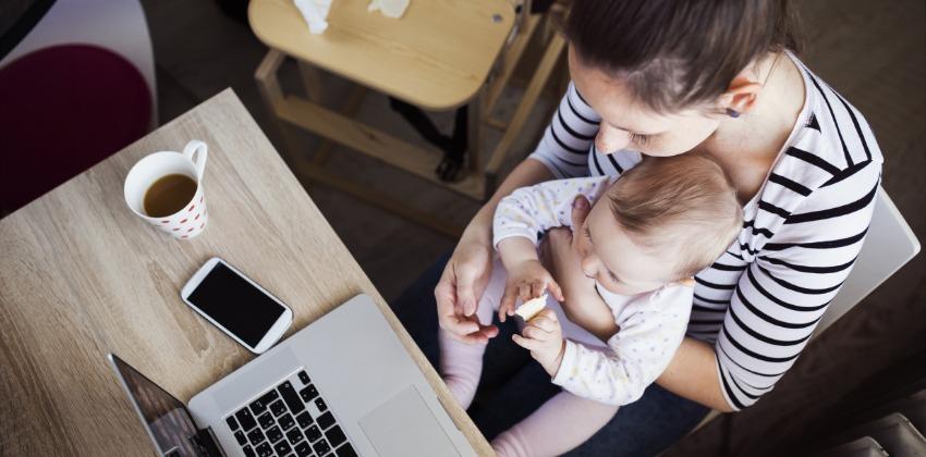 How I Manage Work and Motherhood